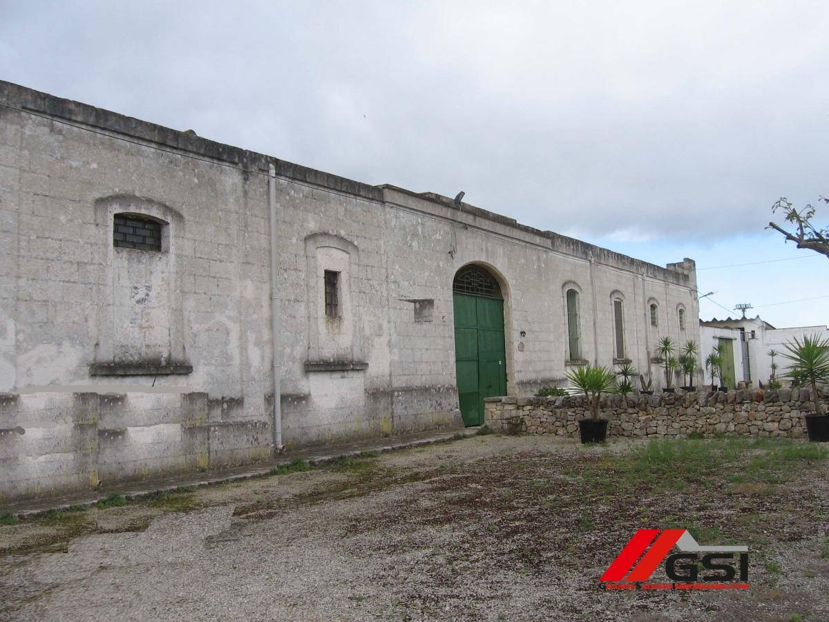 Rustico / Casale in vendita a San Vito dei Normanni, 9999 locali, prezzo € 700.000 | CambioCasa.it