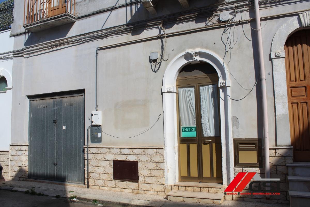 Villa vendita SAN MICHELE SALENTINO (BR) - 2 LOCALI - 55 MQ
